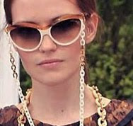 Yea or Nay: Eyeglass Chains