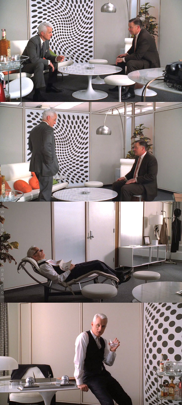 roger sterling office. Roger Sterling Office. Office T