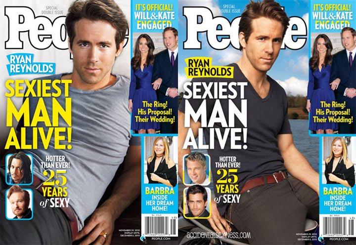 Sexiest Man Alive 2010