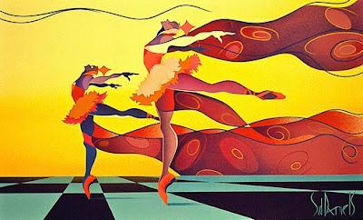 Feliz Dia De La Primavera =) Sid+Daniels+%E2%80%98Yellow+Ballet%E2%80%99