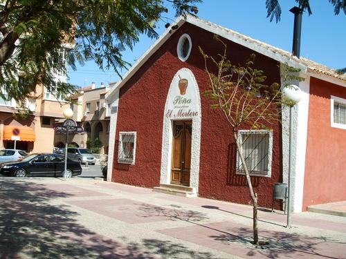 Sede de la Peña situada en Los Dolores (Murcia)