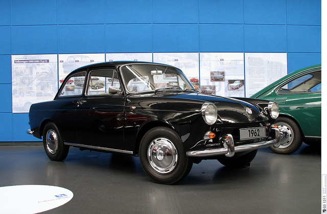Your Daily Car Fix 1961 Volkswagen 1500 Typ 3