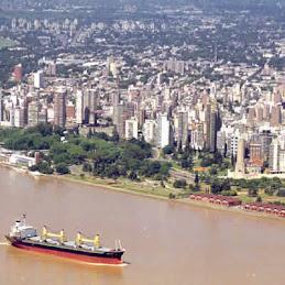 Rio Paraná-Rosario