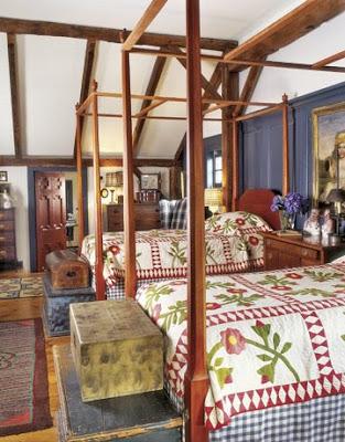 Quilt Ideas For Master Bedroom : desde my ventana blog de decoracion