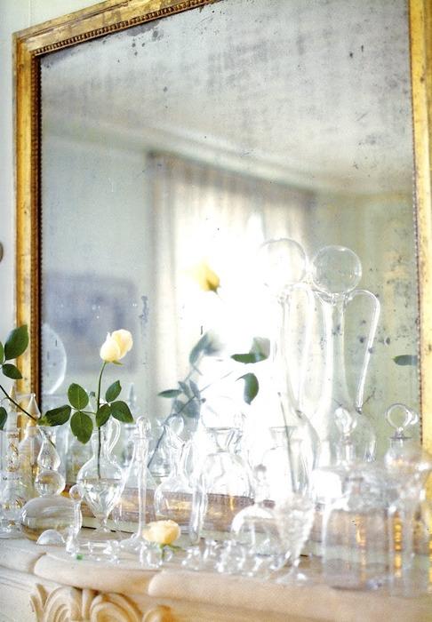 Espejos De Decoracion En Chile ~ Espejos envejecidos  Aged Mirrors  desde my ventana  blog de
