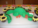 Tatum's Dragon cake