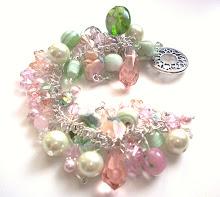 'Lillian' Charm Bracelet