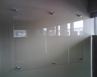 Plexiglass board