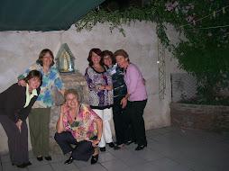 Reunión de Promo 72, en casa de Cristina Garciarena