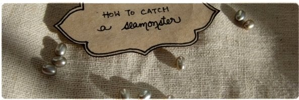 How to catch a sea monster