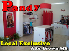 PANDY LOCAL EXCLUSIVO