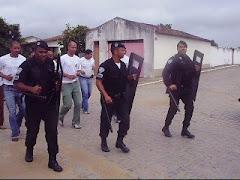 Guarda Municipal de Maracás ministra curso em itiruçu