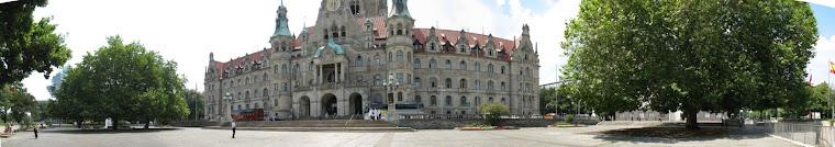 De camino visitamos Hannover