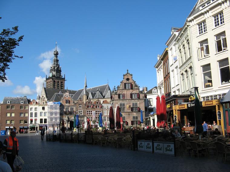 centro de Nijmegen