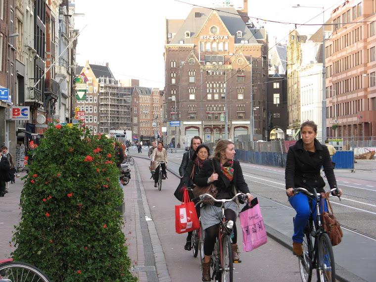 Todo el mundo en bici