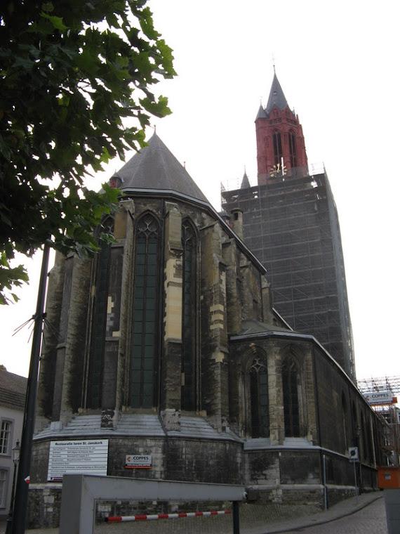 Iglesia en  Maastricht