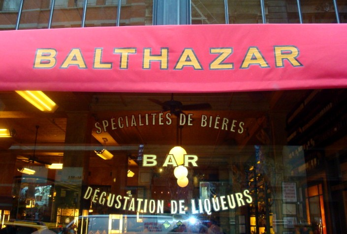 to honey new yorkers swarm to balthazar it s one of my favourite nyc