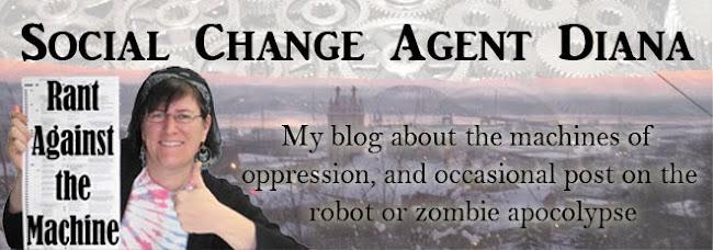Social Change Agent Diana
