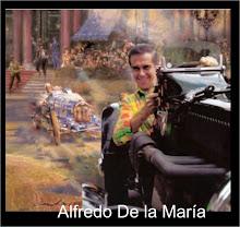 Alfredo de la María