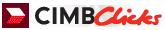 Pembayaran boleh dibuat melalui CIMB