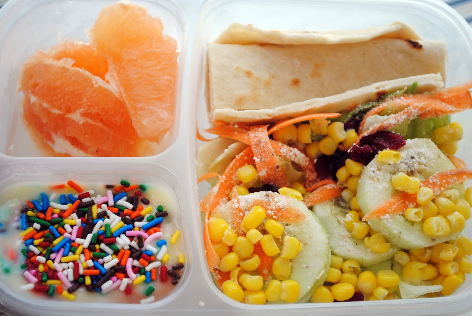 Healthy Lunch Recipes Healthy lunch ideas for the kids or for work. More than healthy resolution-worthy recipes, including tasty salads, wraps, soups and one-bowl dishes. Healthy Soups and Stews; This is an easy recipe that is warm, hearty, healthy, and colorful. The tartness of the cranberries compliments the sweetness of the barbecue.