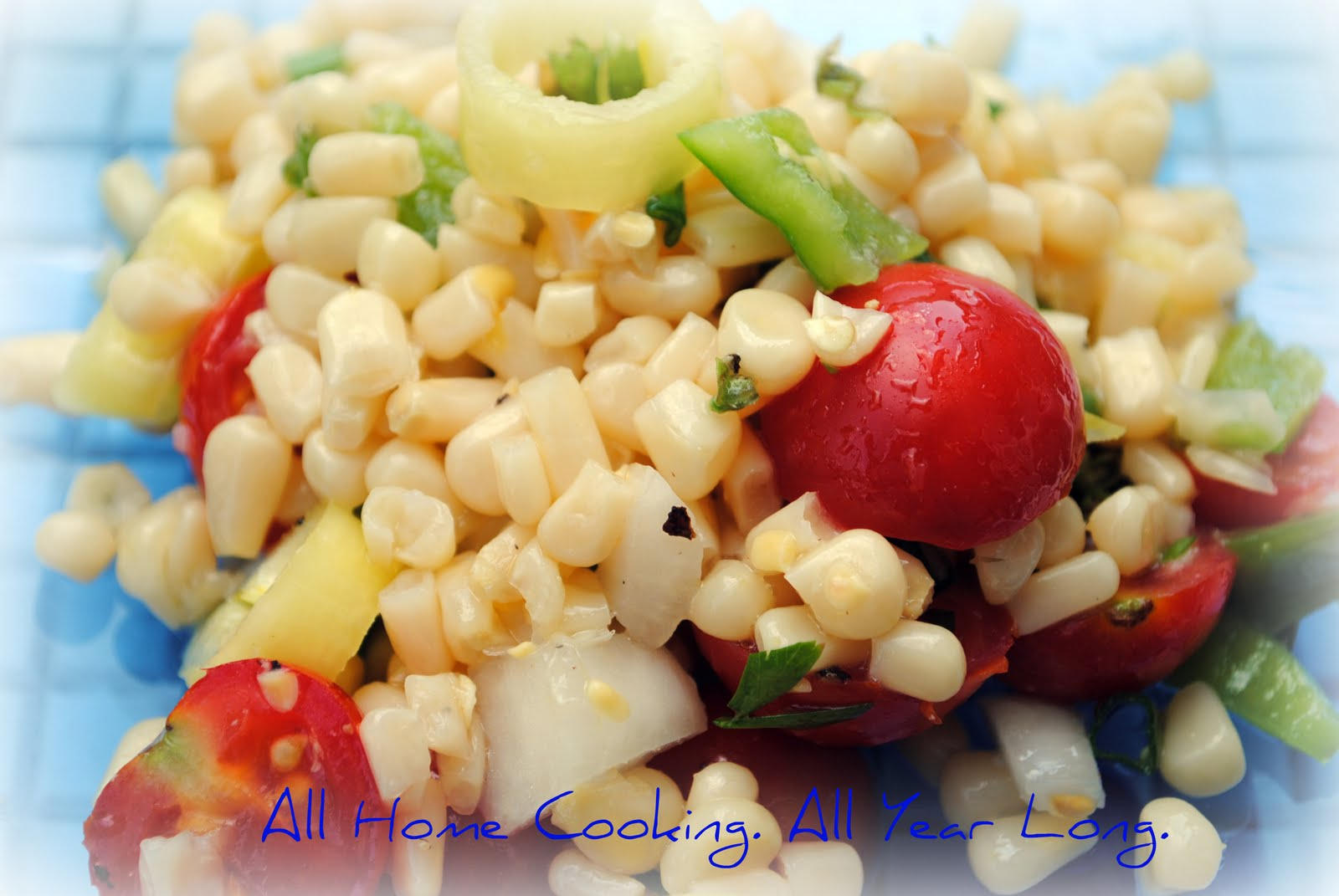 ... Watchers Style: Coconut Black Beans & Rice and Summer Corn Salad