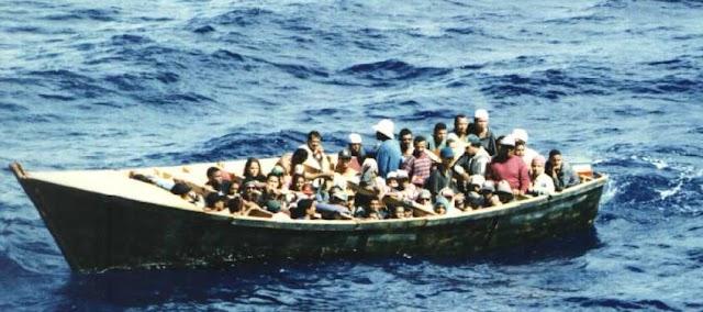 Han agarrado 93 dominicanos antes de llegar a Puerto Rico