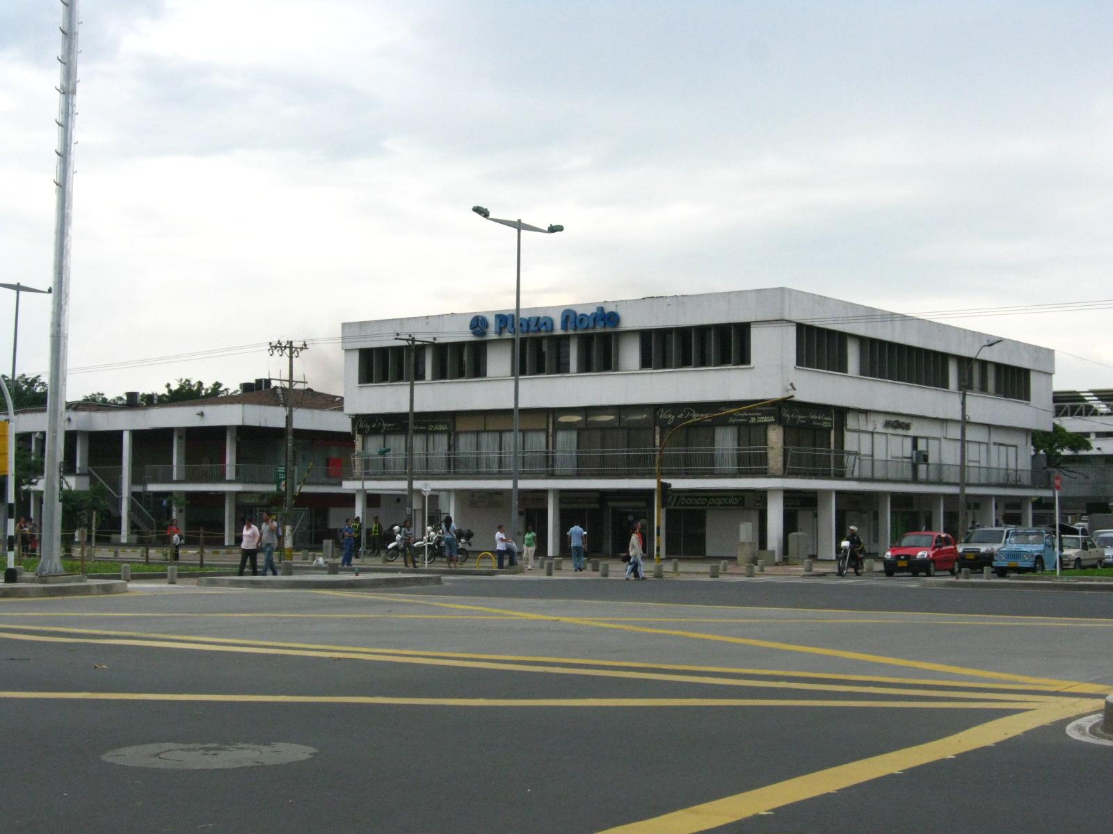 Casas y apartamentos en venta cali locales centro - Cc plaza norte majadahonda ...
