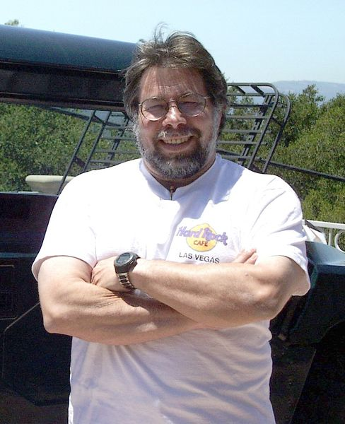 Wozniak and Steve Jobs