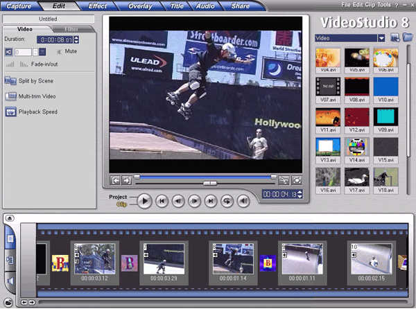 Movie Editing Software by Corel - VideoStudio Ultimate