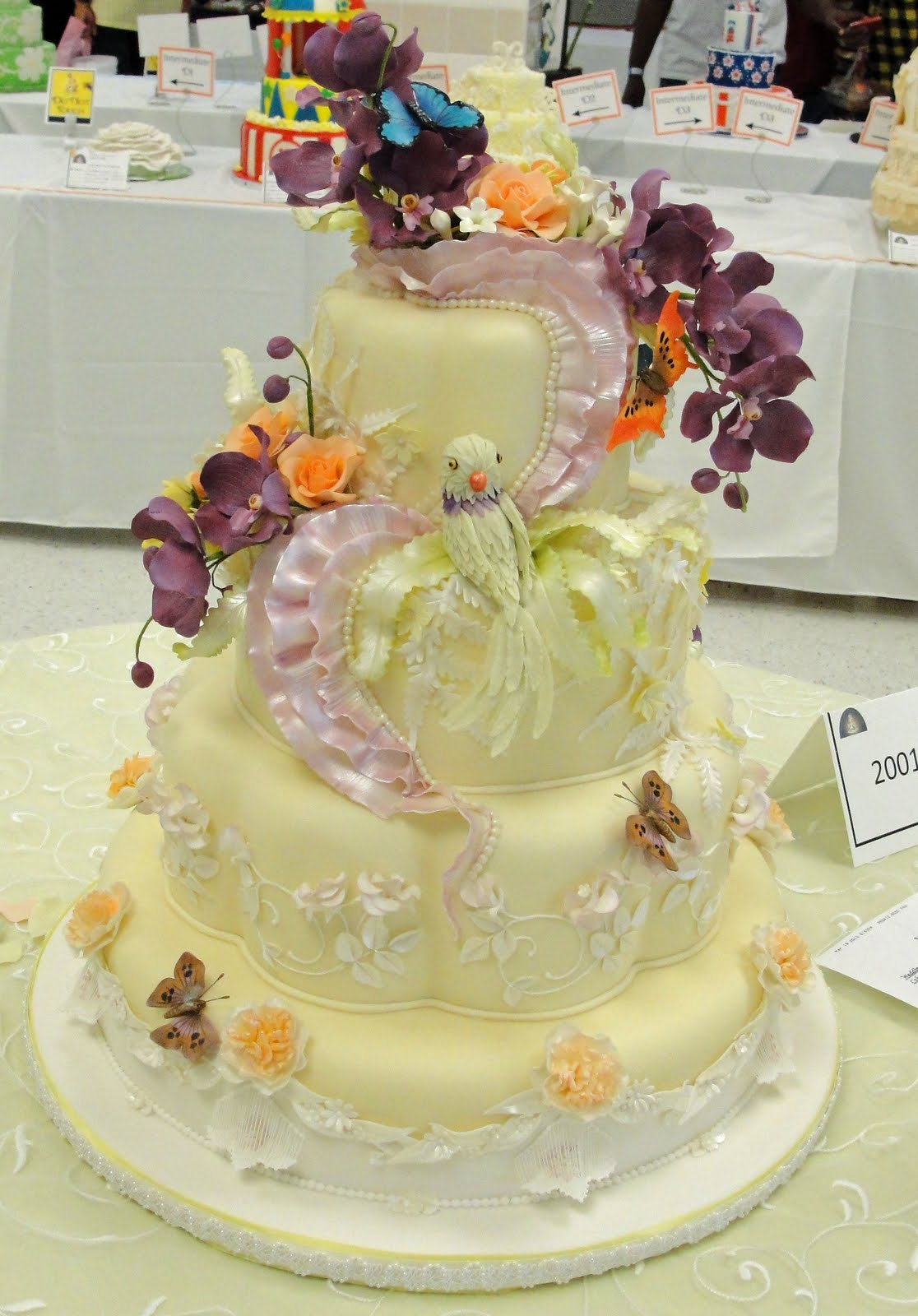 Cake Decorating Competition Tv Show : The Fondanista Files: National Capital Area Cake Show
