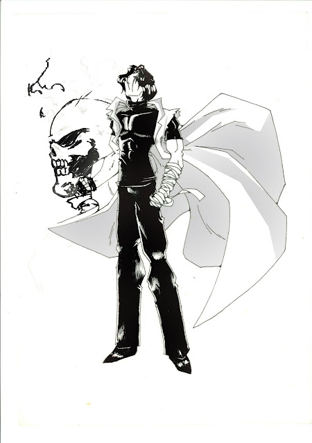 shin, komik indonesia, manga, comic, alexander dante