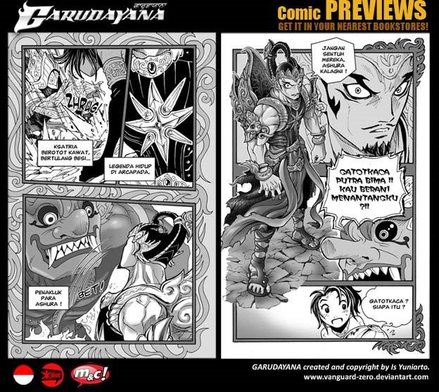 garudayana, komik indonesia