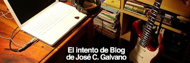 El Blog de José C. Galvano