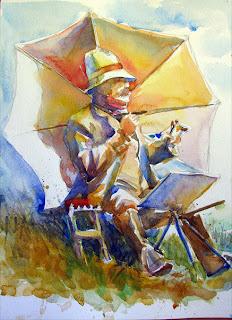 John Singer Sargent by Erika Nelson