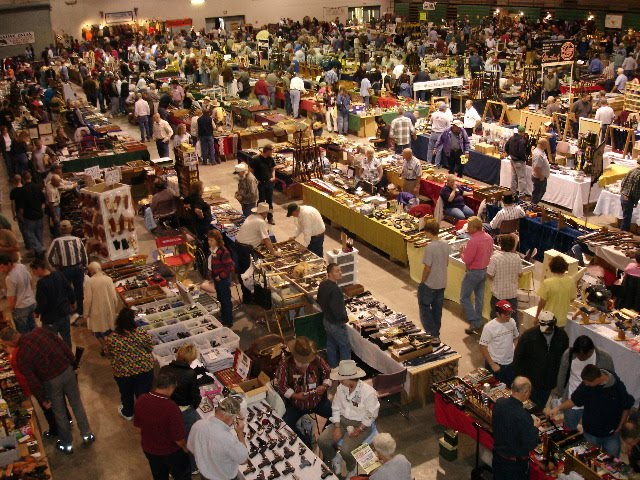 The Miller Nations Gun Show This Weekend