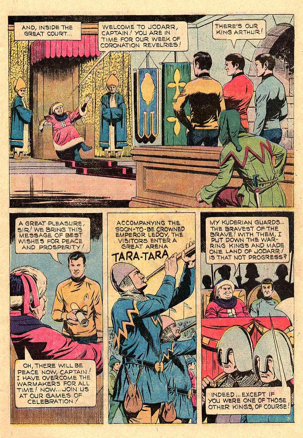 Star Trek (1967) #57 #57 - English 4