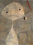 Home con pipa de Miró