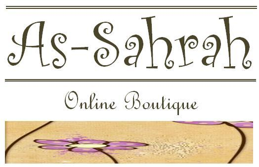 As-Sahrah - Online Boutique