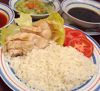All About Hainanese Chicken Rice Chinese Recipes Sbs Food