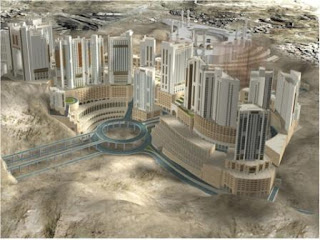Jabal Omar Project 1