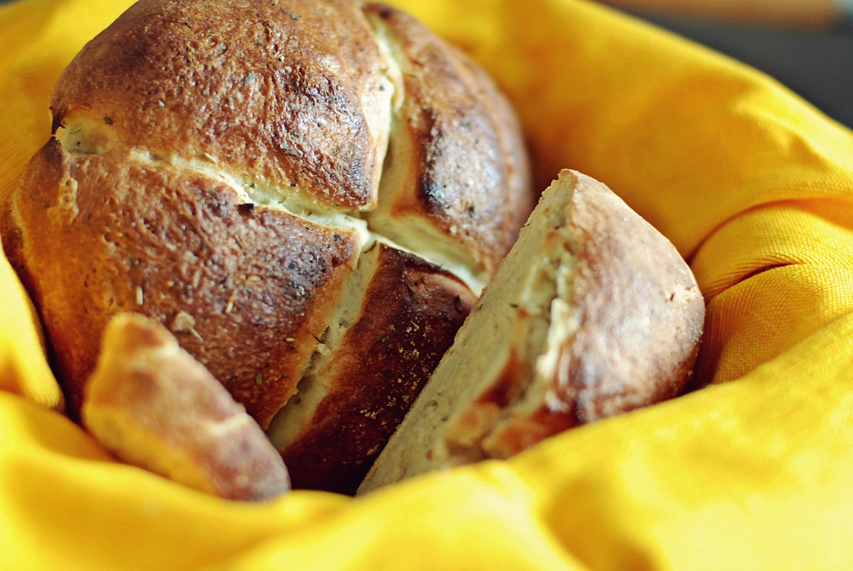 Buttered Up: Rosemary Bread: A Letter to a Craving