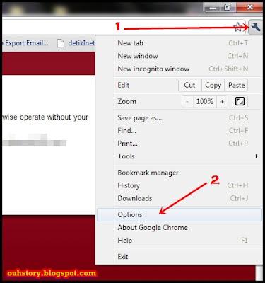 Cara untuk mengakses blog dan laman web yang dikenali sebagai 'Malware