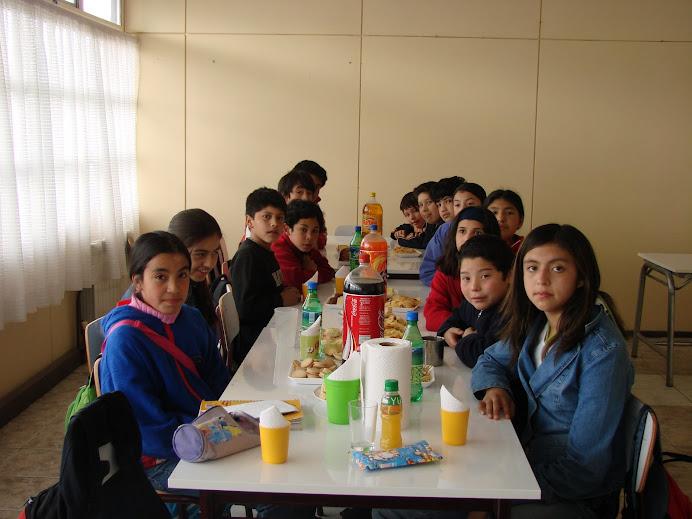 CELEBRADO EL TERMINO DE CLASES