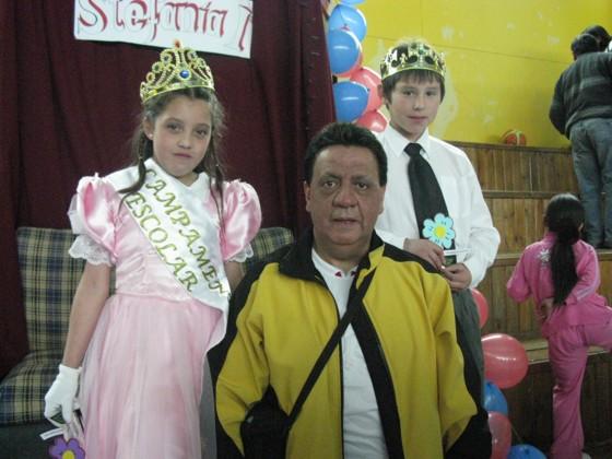 Para el Recuerdo: Stephania I, Jorge I y Sr. Mancilla