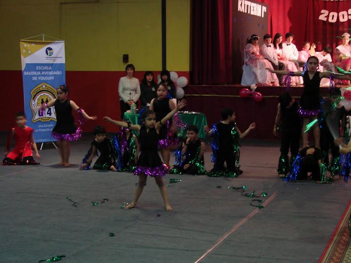 Grupo de Danzas Psicomotrices
