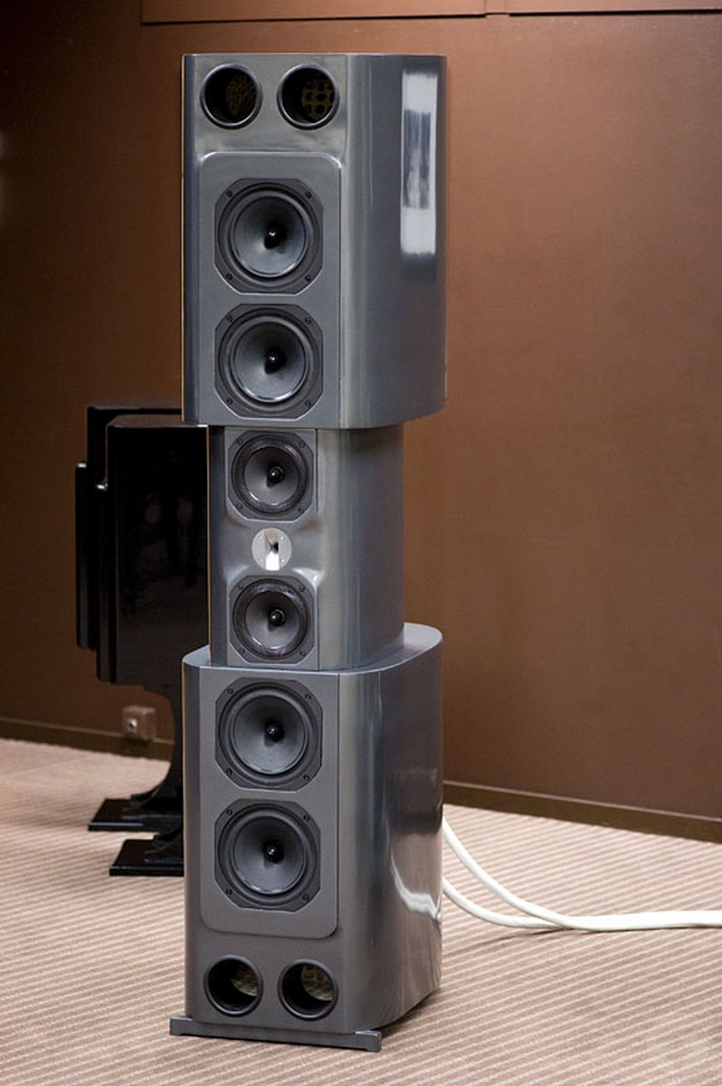 High End Audio : Wizard high end audio art technologie se y speakers