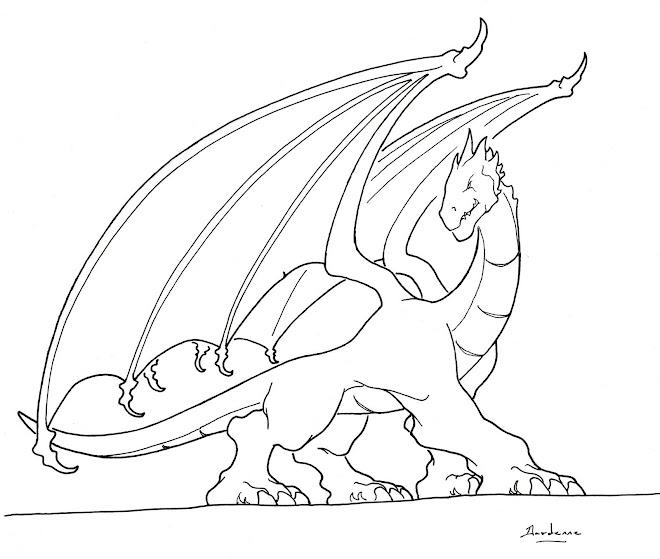Comment dessiner les dragons apprendre comment dessiner - Dessiner dragon ...