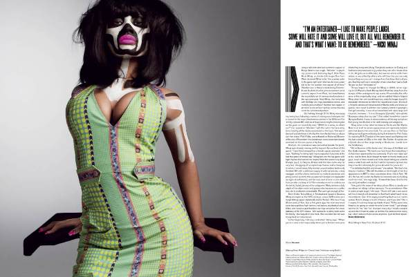V Magazine Nicki Minaj_5