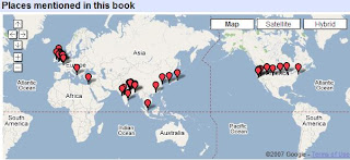 Google Book Search Adds Maps
